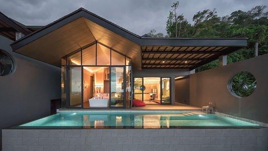 The Senses Resort & Pool Villas: One Bedroom Pool Villa Sea View
