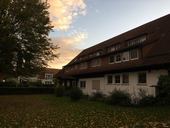 Apartments & Hotel Kurpfalzhof لوحة