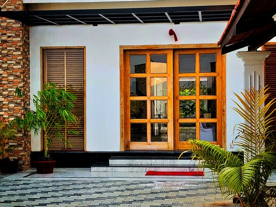 Cuddalore District, อินเดีย: Front View