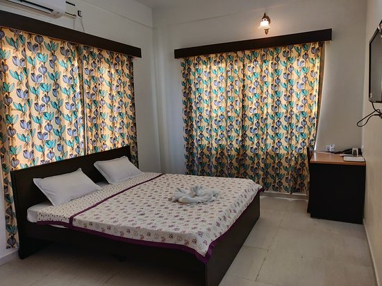Cuddalore District, อินเดีย: Deluxe Rooms