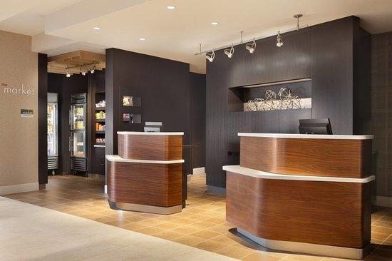Westwood, Массачусетс: Lobby