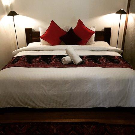 Panji Panji Villa Rooms