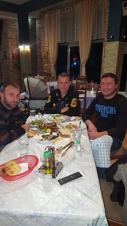 Friends diner