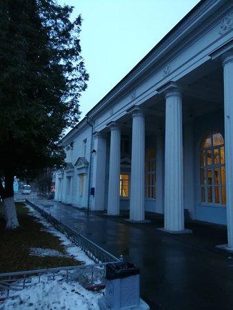 Railway Station: Железнодорожный вокзал