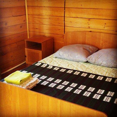 Апартаменты с террасой. Спальня.