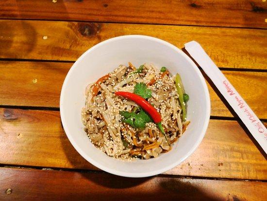 Noodles Picture Of Surfing Bird S Wok Mui Ne Tripadvisor
