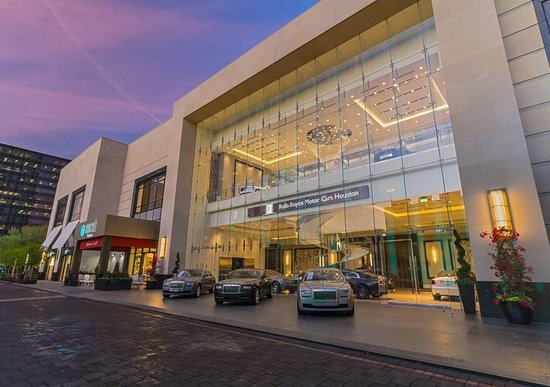Exterior Picture Of The Post Oak Hotel At Uptown Houston Houston