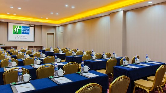 Fusong County, Chine : Meeting room
