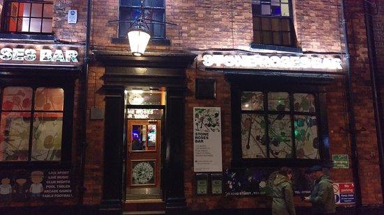 Stone Roses Bar York