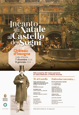#CastellodiIssogne #IncantodiNatale