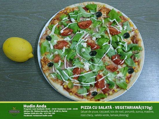pizza cu salata 570g  vezi meniul complet click aici https://www.facebook.com/hudinanda/menu/  Web:https://hudin-anda.business.site/ SPOTURI PUBLICITARE https://www.youtube.com/channel/UCum6Gzgh-7AFMgxxmfzOYfQ Blog https://meniuzalau.blogspot.com/