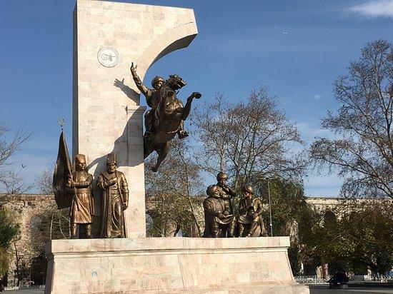 Fatih Sultan Mehmet Aniti