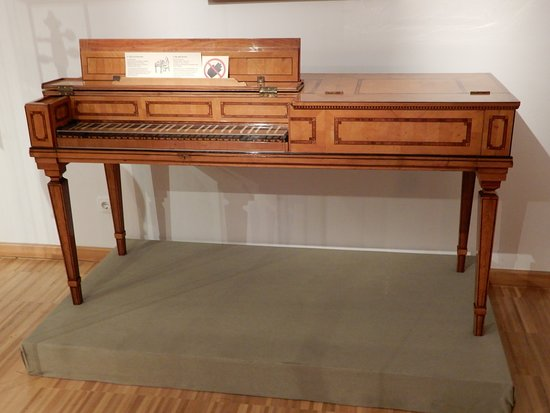 Interesting piano