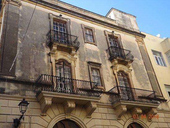 Palazzo Impellizzeri - Vianisi