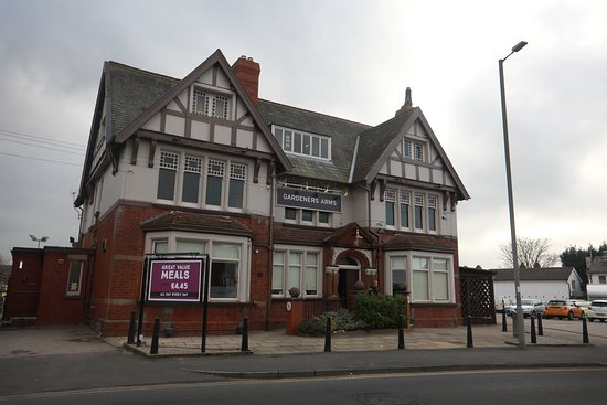 The Gardeners Arms: Find us on Fleetwood Road N in Thornton-Cleveleys
