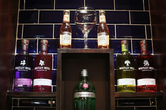 The Gardeners Arms: Choose from our extensive drinks range