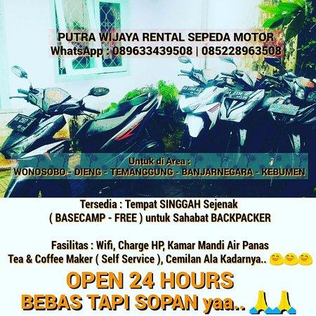 Putra Wijaya Rental Motor & Car