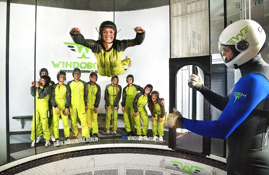 ‪WINDOBONA Indoor Skydiving Berlin‬