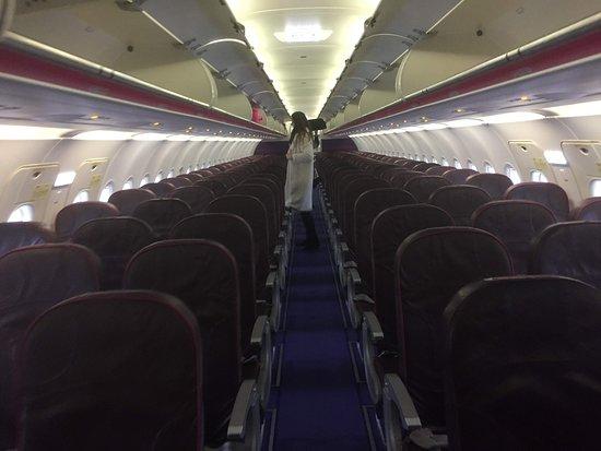 Wizz Air: ФОто с носа