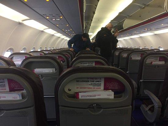 Wizz Air: Фото с хвоста