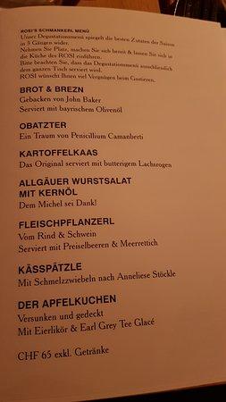 Photo5 Jpg Picture Of Restaurant Rosi Zurich Tripadvisor