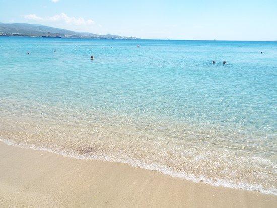 krásne čisté more