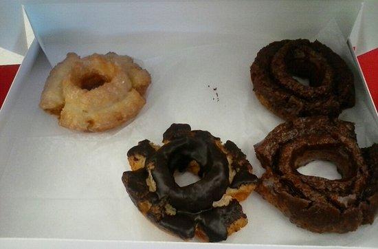 doughnuts by status Dough