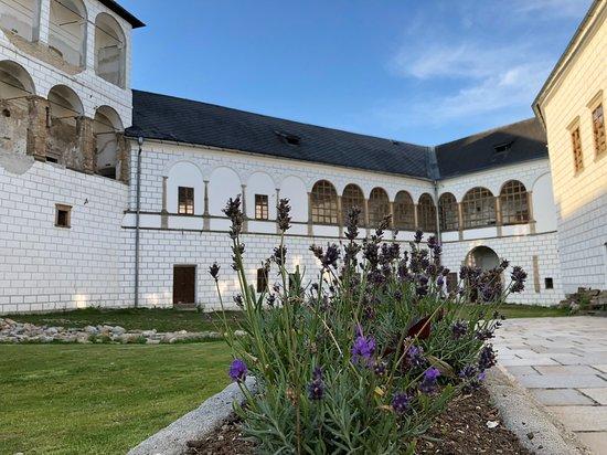 Zamek a zricenina hradu Kolstejn