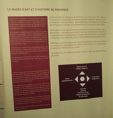 Musee d\'Art et d\'Histoire de Provence (Grasse) - Aktuelle ...