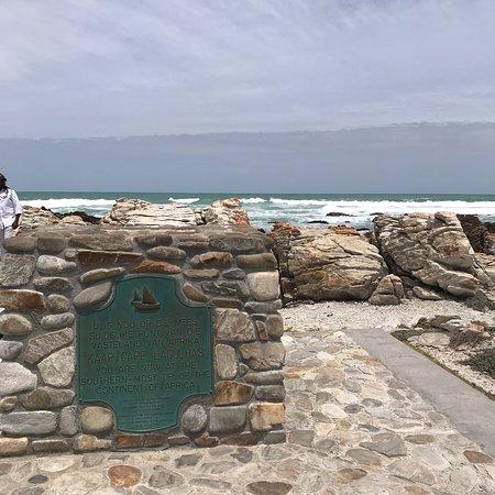 Cape Agulhas صورة فوتوغرافية