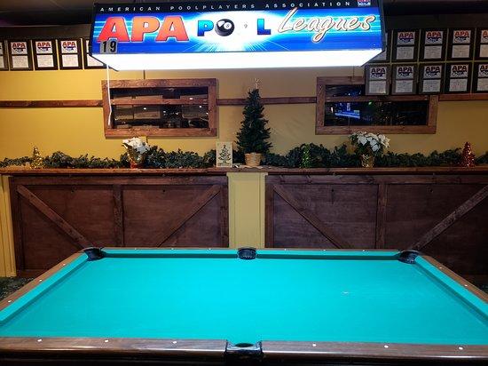 VIP Billiards