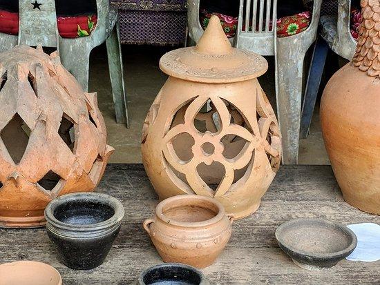 Pottery House Lao Food Tours