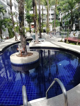 Sea N Sun Restaurant Sunset Beach Resort Patong