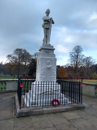 King's Shropshire Light Infantry Monument