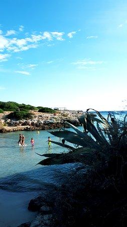 Playa Sa Caleta d'en Gorries: spiaggia
