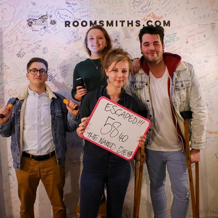 Roomsmiths Escape Rooms Plymouth 2019 All You Need To