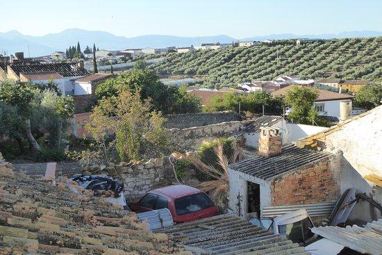 Begijar, Spain: Utsikt från rum 1