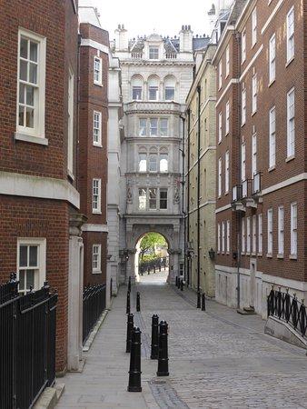 Cartoline da Londra, Inghilterra