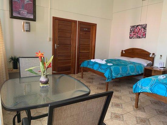 Sarteneja, Belize: Room Number one..