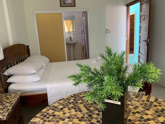 Sarteneja, Belize: Room Number 3 with view to the Ocean...