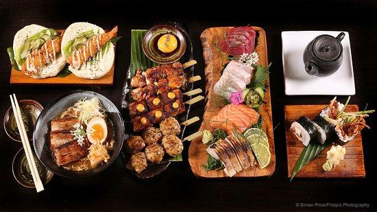 Yatai Izakaya: A selection of our favourite dishes!