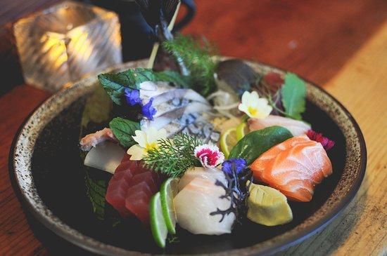 Yatai Izakaya: Sashimi Selection