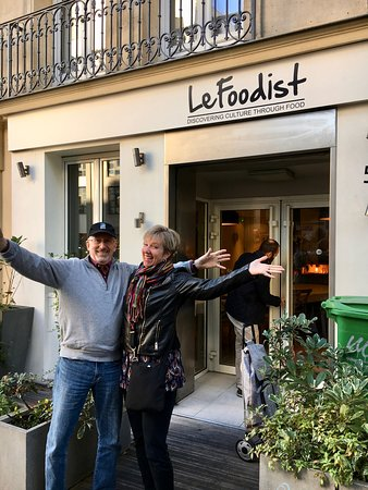 Paris Cooking Class including 3-Course Lunch, Wine & Optional Market Visit: There is no such thing as late in France.