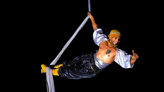 Cabo San Lucas, México: Are you ready for the 1001 Nights dinner show in Los Cabos? Don't miss it