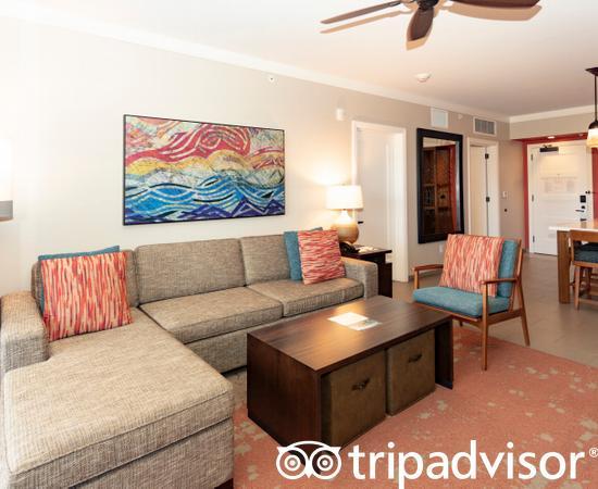 The Two bedroom at The Westin Nanea Ocean Villas, Ka'anapali