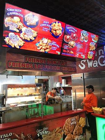 Willie S Chicken Shack New Orleans 630 Bourbon St