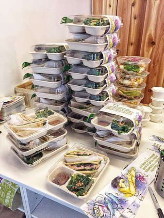 Buddha-Station: commande buddha meals surprise