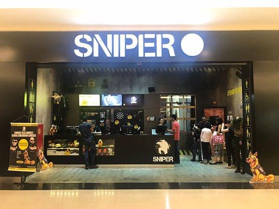 Sniper Brasília