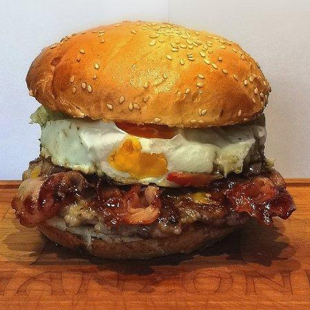 Burgers by Manzoni: Burger manzoni