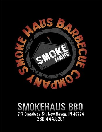 New Haven, IN: Smokehaus BBQ, just south of Lincoln Hwy on Broadway St.